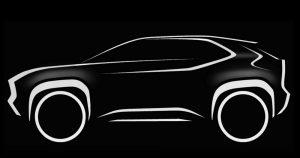 Toyota priprema novi krosover koji deli platfomu sa modelom Yaris