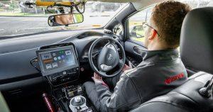 Nissan LEAF kompletira najduže i najkompleksnije putovanje autonomnim automobilom u Velikoj Britaniji