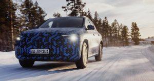 Mercedes-Benz kompaktna vozila postaju električna
