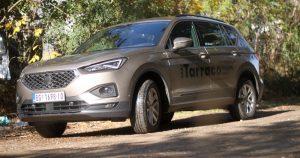 Garaža test – Seat Tarraco 2.0 TDI DSG 4WD Style