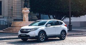 Honda CR-V akcijska ponuda