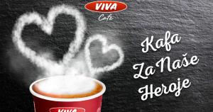 Kafa za naše heroje na OMV Srbija benzinskim stanicama