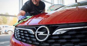 Prolećno čišćenje odgovarajućim proizvodima od Opel dilera