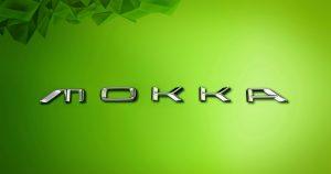 Nova Mokka: Opel fokusiran na logotip modela