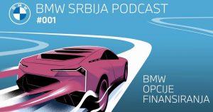 """Prvi BMW """"PODCAST"""" u Srbiji"""