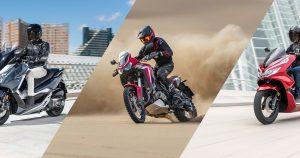 HONDA Srbija nudi posebne pogodnosti za kupovinu atraktivnih motocikala – HONDA Africa, Forza 300 i PCX