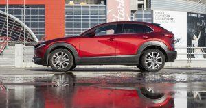 Garaža test – Mazda CX-30 Skyactive G-122 Plus