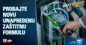 Nova OMV MaxxMotion goriva