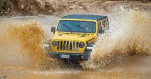"""Jeep® Wrangler osvojio glavnu nagradu po izboru čitalaca na ovogodišnjem takmičenju """"Auto Bild allrad"""""""