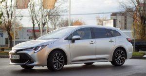 Garaža test – Toyota Corolla Touring Sports 1.2 Sport