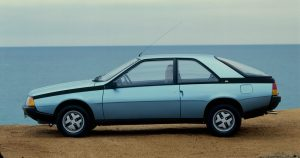Renault Fuego slavi 40. rođendan