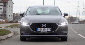Garaža test – Mazda 3 Skyactive-X GT Plus