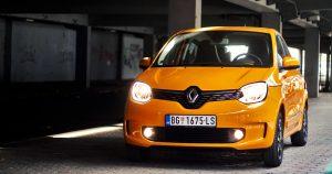 Garaža test – Renaul Twingo 0.9 tCe Intens