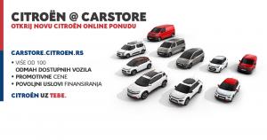Izaberi online tvoj novi Citroën i odmah uživaj u vožnji