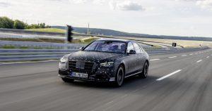 "Uživanje u vožnji na najvišem nivou: zaštićeno i podržano – Meet the S-Class DIGITAL: ""Innovation by Intelligence"""