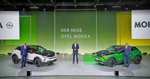 Svetska premijera nove Opel Mokke