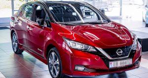 Nissan proslavlja proizvodnju 500 000-og LEAF-a