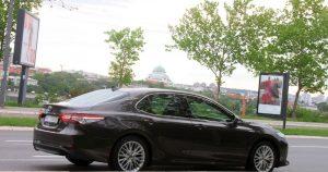 Garaža test – Toyota Camry 2,5 VVT-i HSD Premium