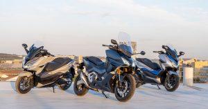 Novi motocikl HONDA Forza 750