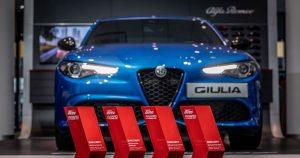 Četiri nagrade – Alfa Romeo Giulia pobednik na  SPORT AUTO nagradama za 2020.