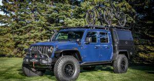 Mopar® predstavlja Jeep® Gladiator Top Dog koncept  na sajmu SEMA360