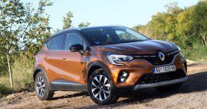 Garaža test – Renault Captur 1.5  Blue dCi EDC Edition One
