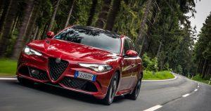 "Alfa Romeo Giulia Quadrifoglio proglašena za  ""Sportski automobil godine"""