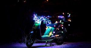 ŠKODA AUTO BeRider eScooter-sharing usluga DigiLab-a pokazala se uspešnom i u zimskim uslovima