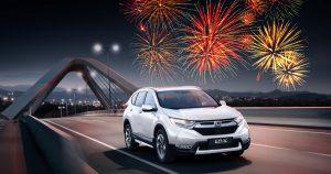 Novi početak u novoj 2021. godini- HONDA CR-V 4×4 od 399€ mesečno