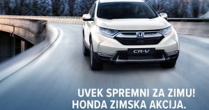 Honda zimska akcija
