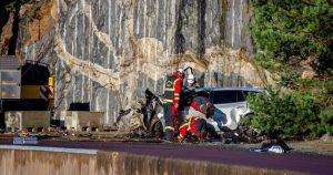 Pogledajte kako Volvo Cars spušta nove automobile sa visine od 30 metara i pomaže spasilačkim službama u spašavanju života