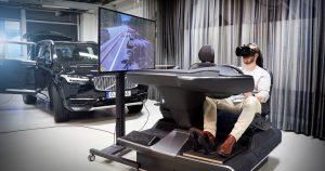 """""""Ultimativni simulator vožnje"""" Volvo Cars za razvoj bezbednijih automobila koristi najnoviju tehnologiju igara"""