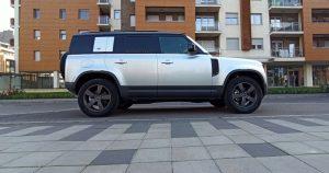Novi Land Rover Defender 110 dobio pet zvezdica EURO NCAP za bezbednost