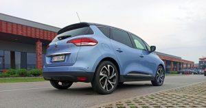 Garaža test – Renault Scenic 1.7 dCi EDC Intens