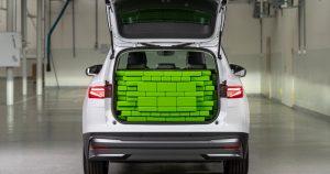 Merenje prtljažnog prostora: Proces koji podseća na igricu tetris