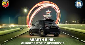 Abarth postavio Ginisov rekord™