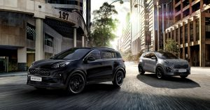 Kia Sportage Black Design