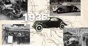 Pre 85 godina sportski roadster ŠKODA POPULAR krenuo je na reli Monte Carlo