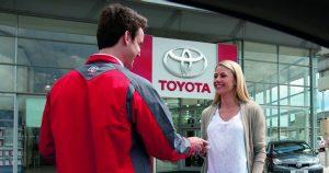 Toyotine preventivne servisne kampanje