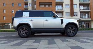 Garaža test – Land Rover Defender 110 D240 HSE