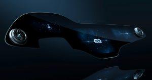 EQS sa jedinstvenim MBUX Hyperscreen-om: veliki bioskop u automobilu