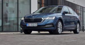 Garaža test – Škoda Octavia 2.0 TDI DSG Style
