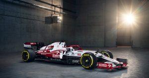 Alfa Romeo Racing ORLEN tim predstavio novi C41