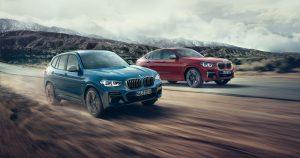BMW X3 i BMW X4 sa minimalnim depozitom i posebna ponuda za BMW X3 plug-in Hybrid
