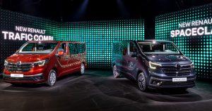 Renault predstavlja dve nove verzije modela Trafic – Passenger i SpaceClass
