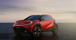 Toyota Aygo X prologue – nova vizija za A segment