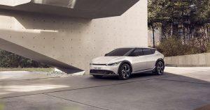 Kia predstavlja novu dizajnersku filozofiju i fotografije EV6