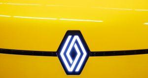 Renault predstavio novi logotip