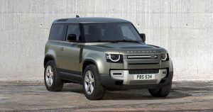 Novi Land Rover Defender 90 je stigao!