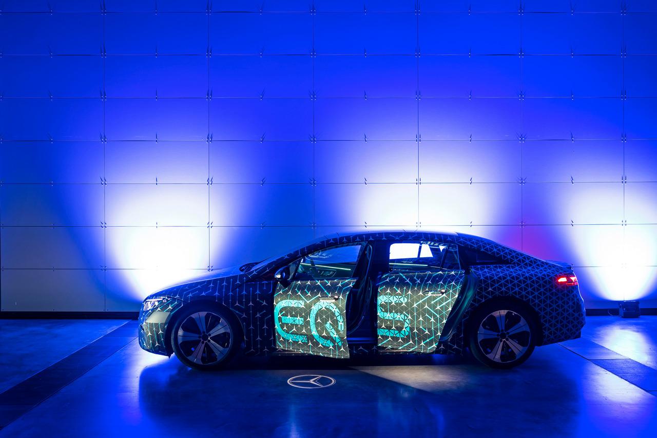 Meet Mercedes DIGITAL: EQS Co-drive